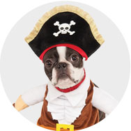 Halloween Pirate costumes