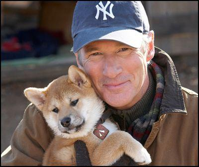 Richard Gere Is Starring In An Upcoming Flick Hachiko A Dogs Tale Releasing In Us Theaters In October 2009 The Film Which Might Also Be Referred To As
