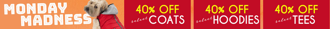 40% Off Hoodies, Sweaters, and Coats