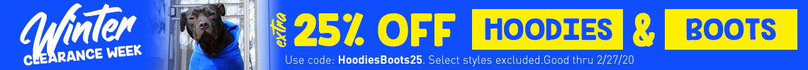 Extra 25% Off Hoodies & Boots