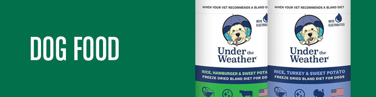 Dog Food and Storage