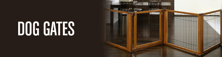 Dog Gates and Doors