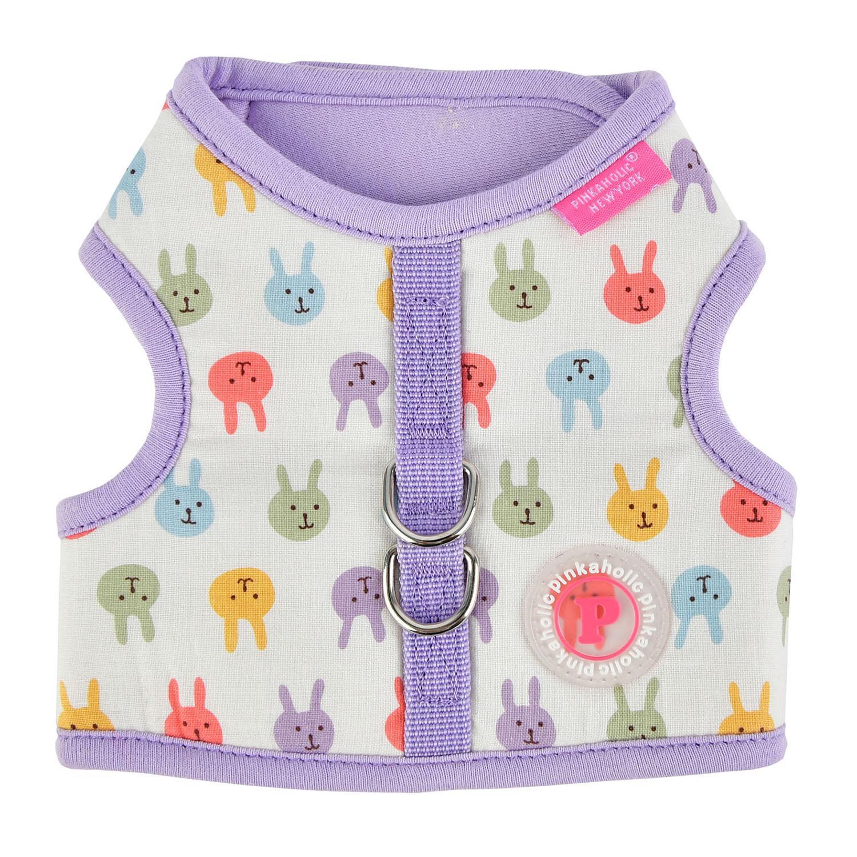 Hopper Pinka Dog Harness by Pinkaholic - Purple