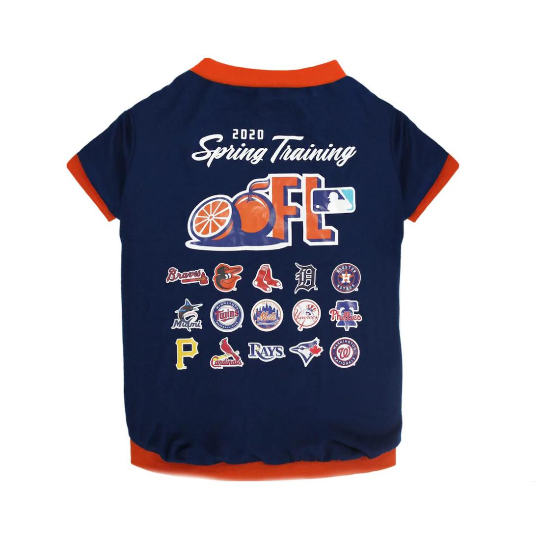 Limited Edition - Florida Spring Training Dog Shirt
