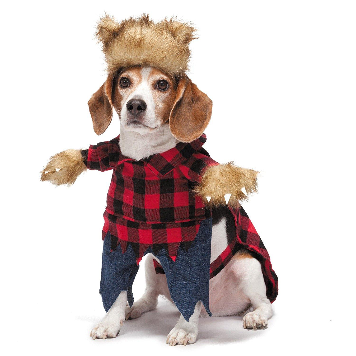 sc 1 st  BaxterBoo & Zack and Zoey Werewolf Dog Costume with Same Day Shipping | BaxterBoo