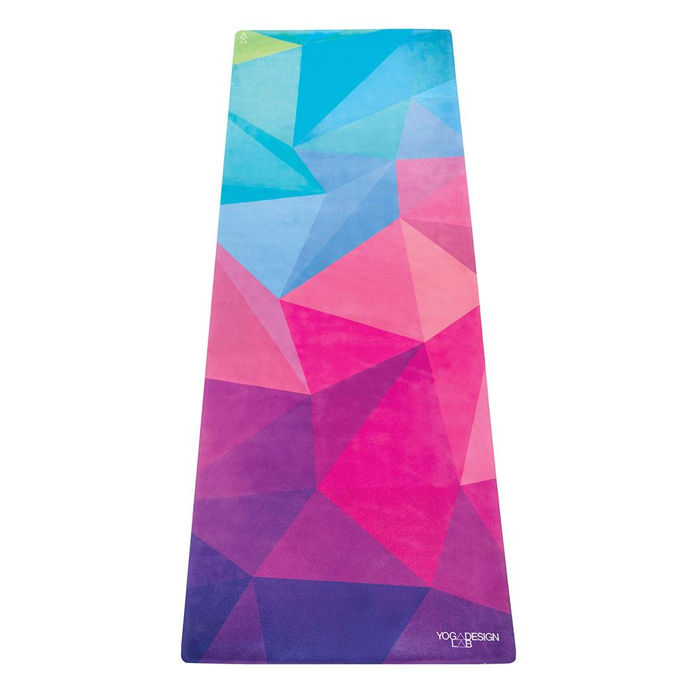 1.0mm Travel Yoga Mat - Geo