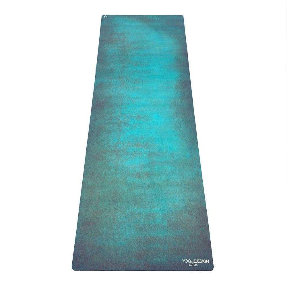 1.0mm Travel Yoga Mat - Aegean Green