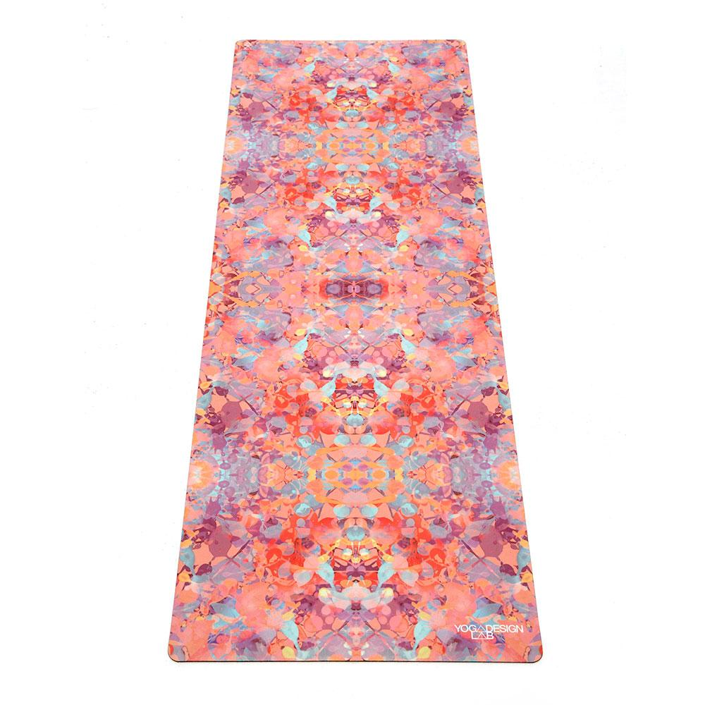 1.0mm Travel Yoga Mat - Kaleidoscope
