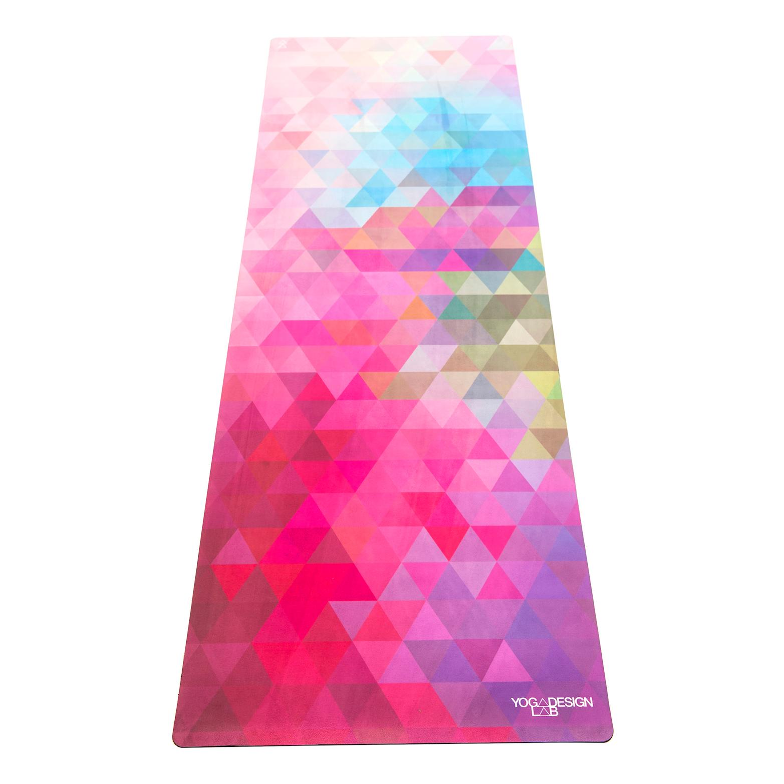 1.0mm Travel Yoga Mat - Tribeca Sand