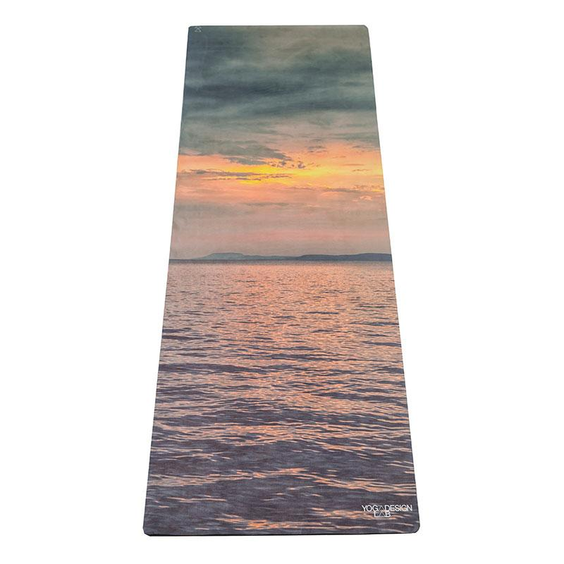 1.0mm Travel Yoga Mat - Sunset