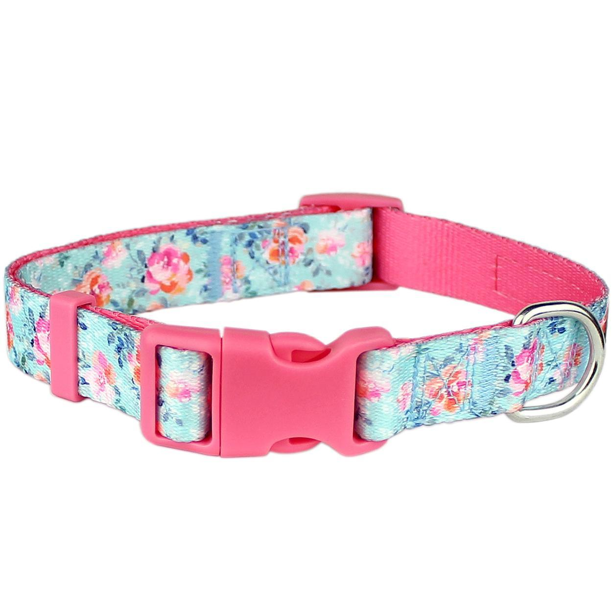 Parisian Pet Spring Blossoms Dog Collar