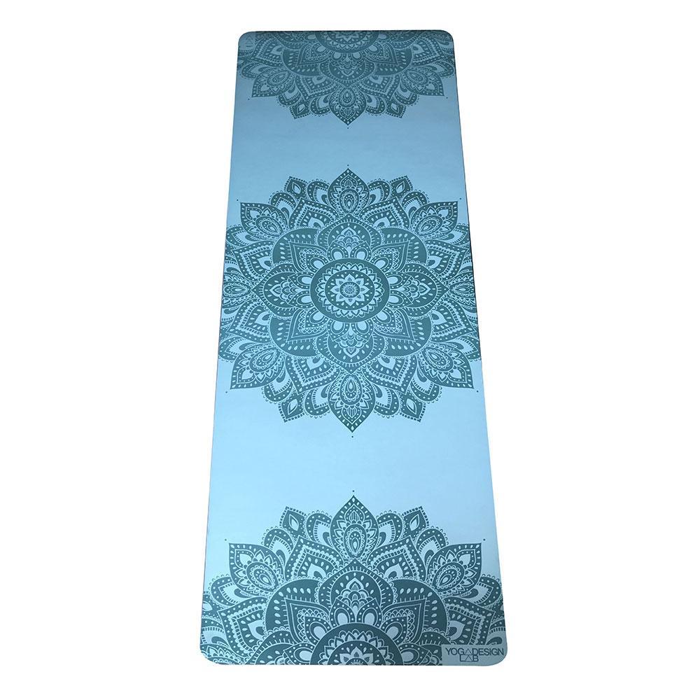 3.0mm Infinity Yoga Mat - Mandala Aqua