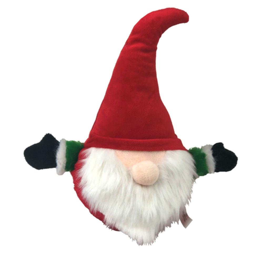 Christmas EZ Gnome Ball Dog Toy