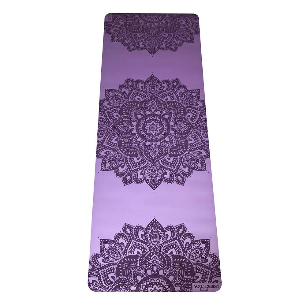 5.0mm Infinity Yoga Mat - Mandala Lavender