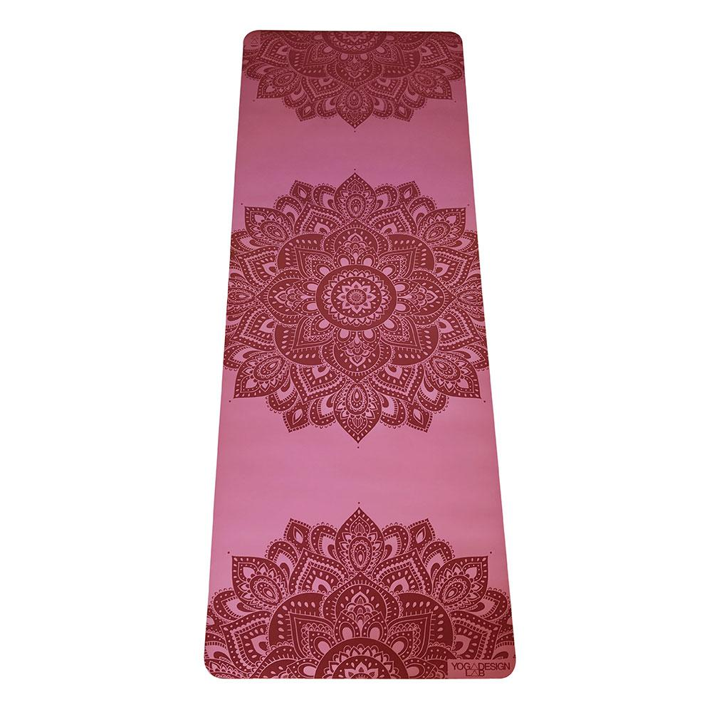 5.0mm Infinity Yoga Mat - Mandala Rose