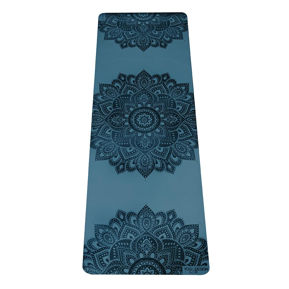 5.0mm Infinity Yoga Mat - Mandala Teal