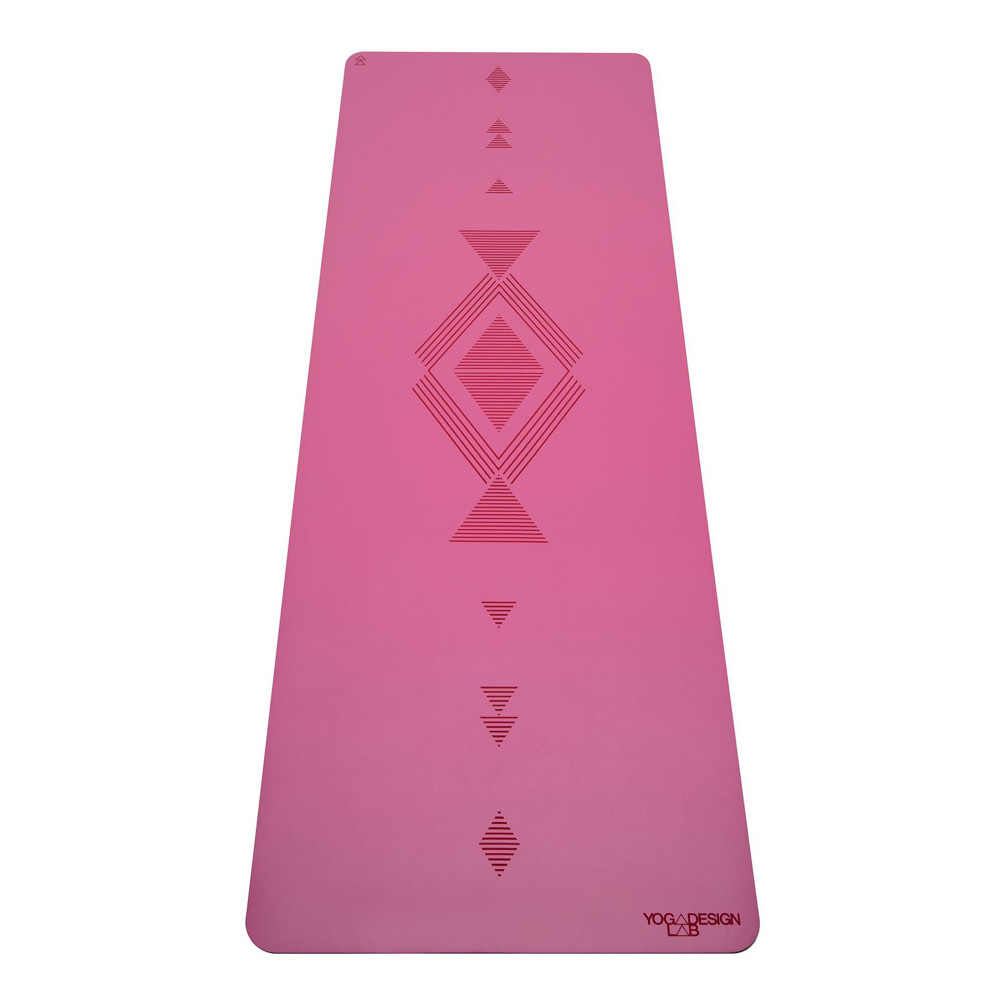 5.0mm Infinity Yoga Mat - Tribal Rose
