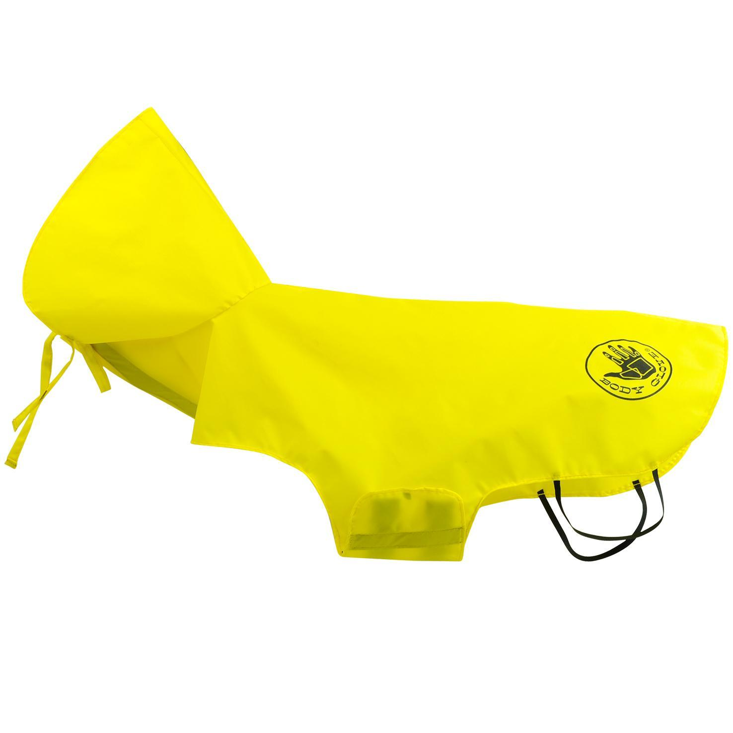 Body Glove Dog Raincoat and Free Car Seat Protector Package