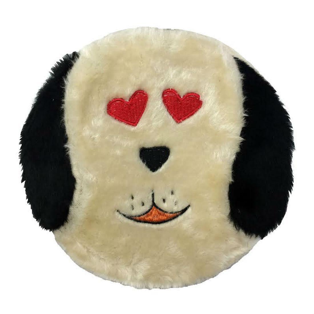 D.O.G'z Plush Dog Toy - I Love You