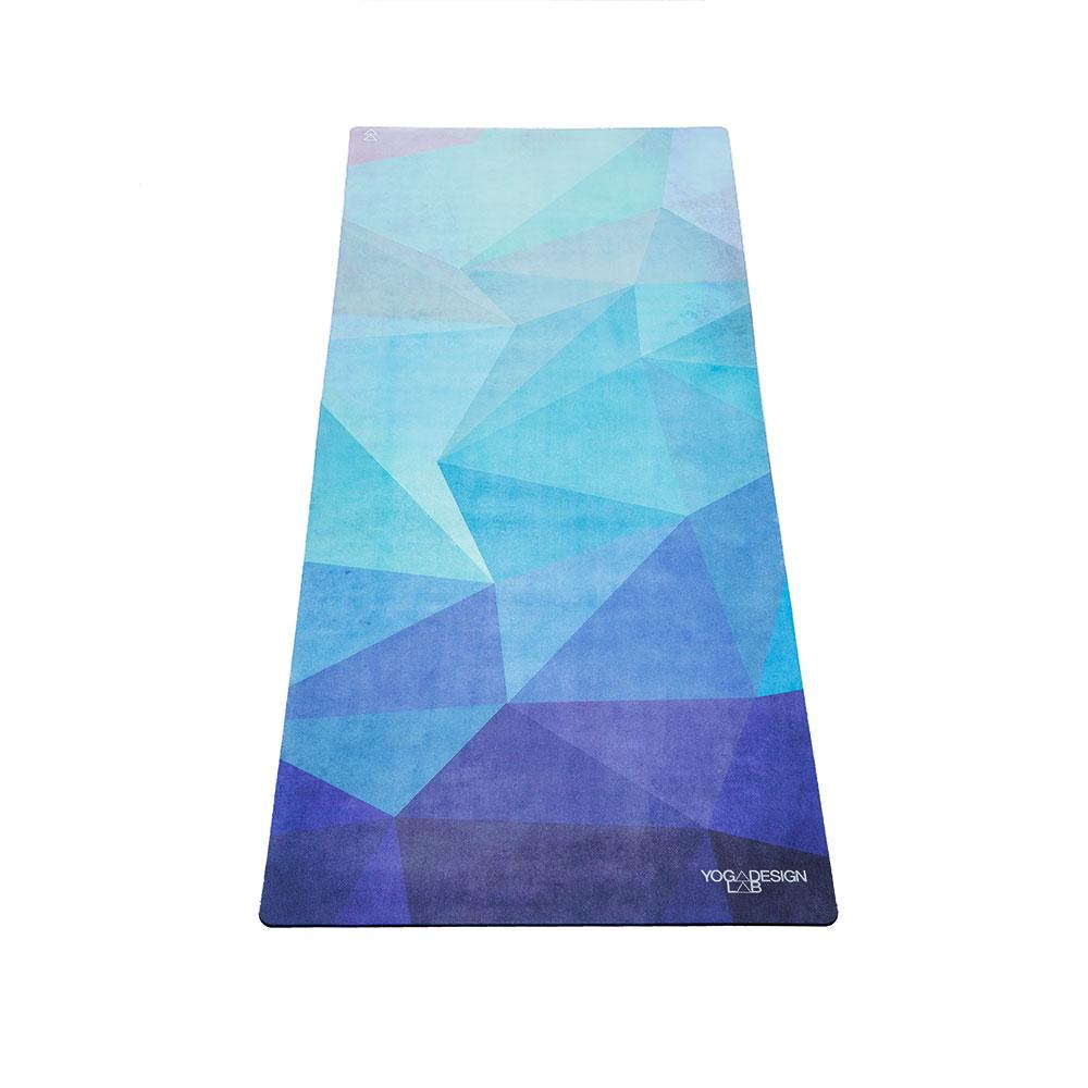 Combo Kid's Mat - Geo Blue