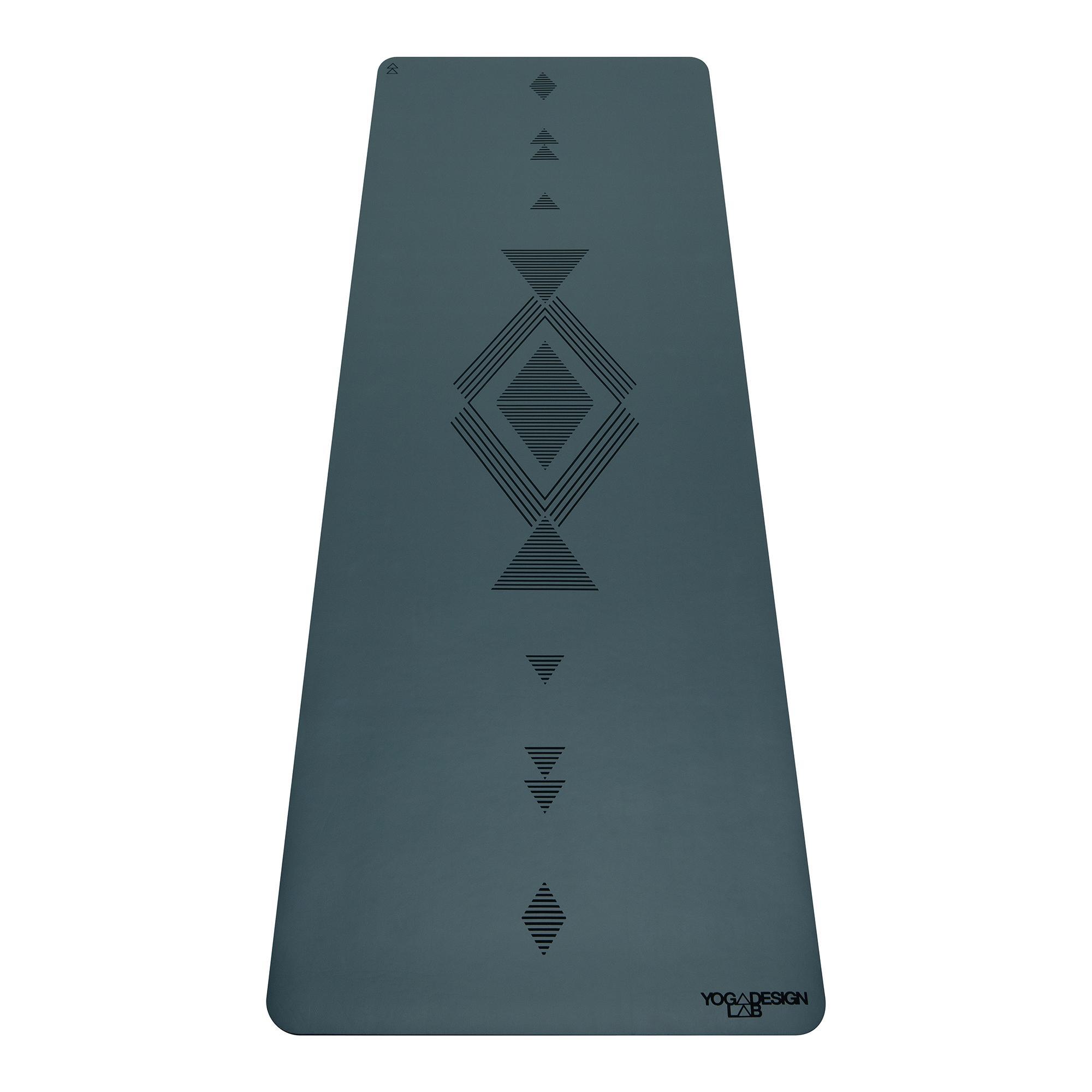 5.0mm Infinity Yoga Mat - Tribal Charcoal