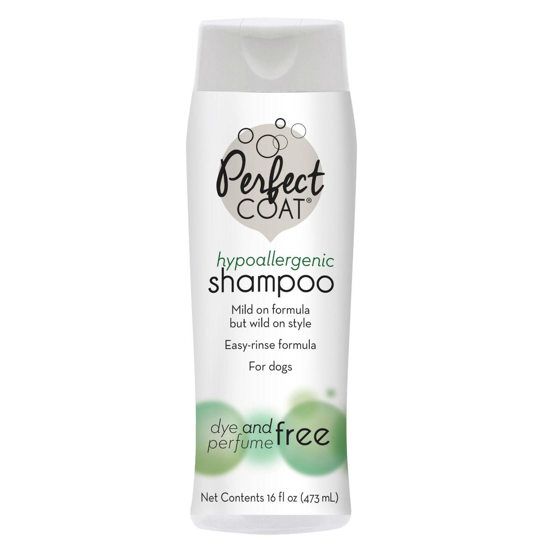 8N1 Perfect Coat HypoAllergenic Dog Shampoo