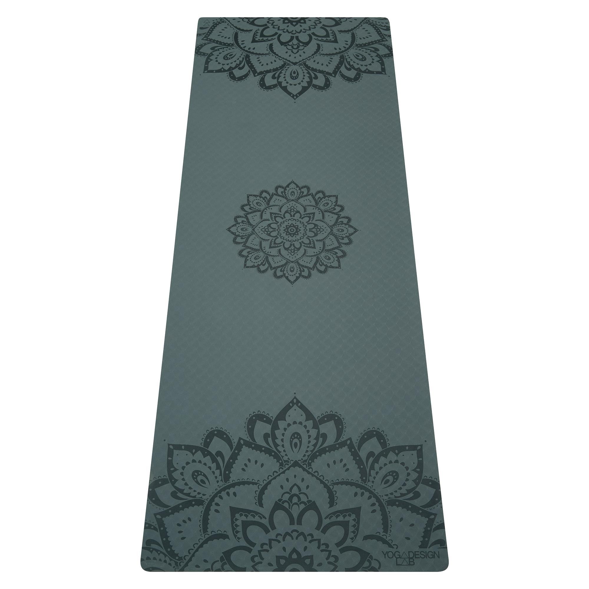 6.0mm Flow Mat - Pure Mandala Charcoal