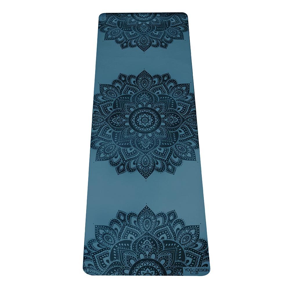 3.0mm Infinity Yoga Mat - Mandala Teal