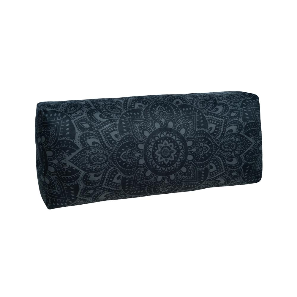THE YOGA BOLSTER - Mandala Charcoal