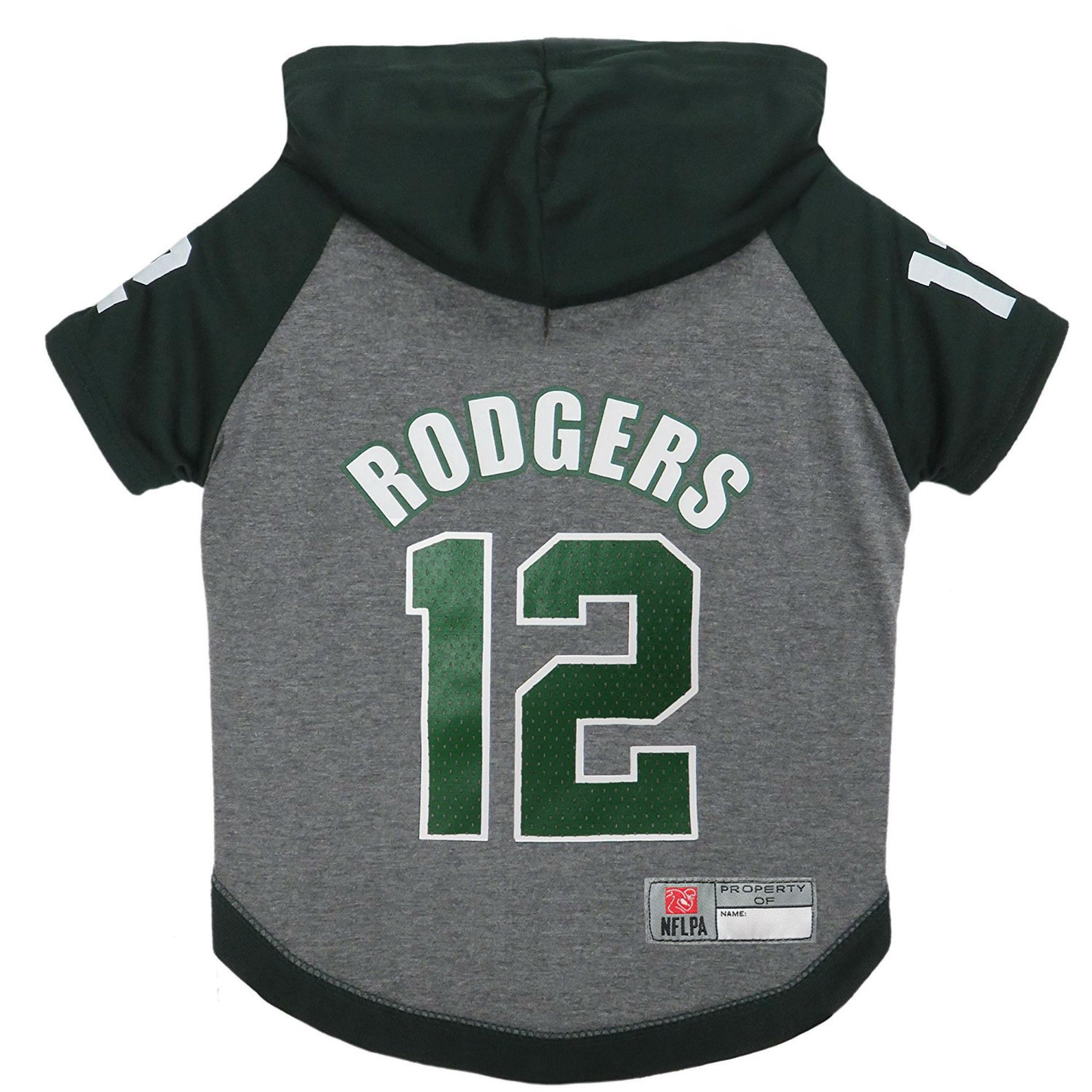 47be6ca5 Aaron Rodgers Dog Hoodie T-Shirt | BaxterBoo