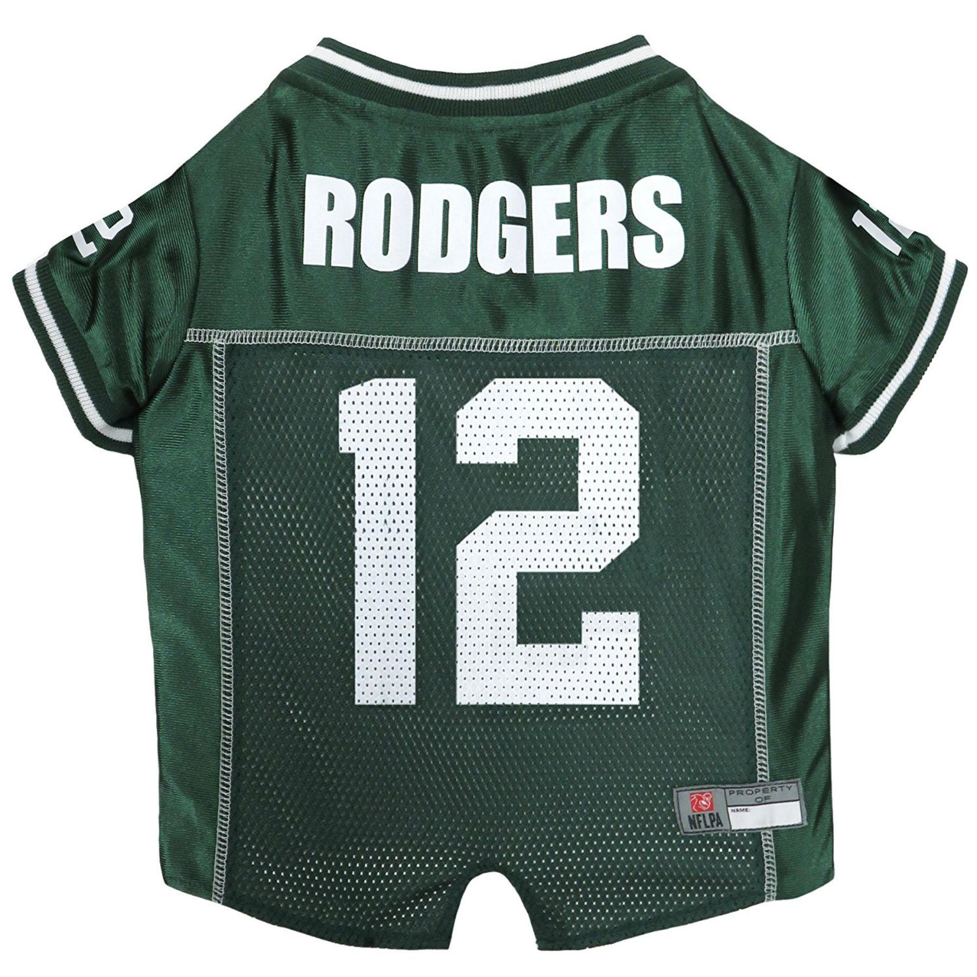 Aaron Rodgers Dog Jersey