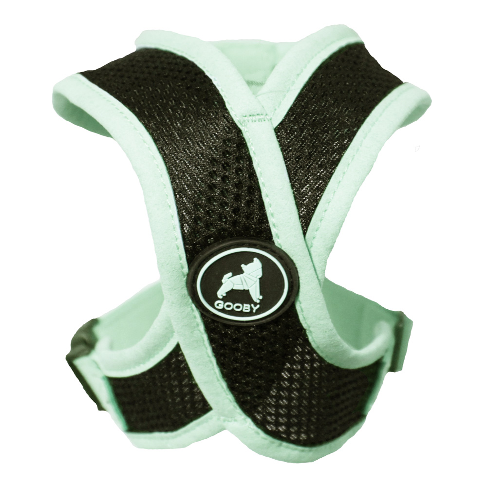 Active X Dog Harness by Gooby - Mint Green