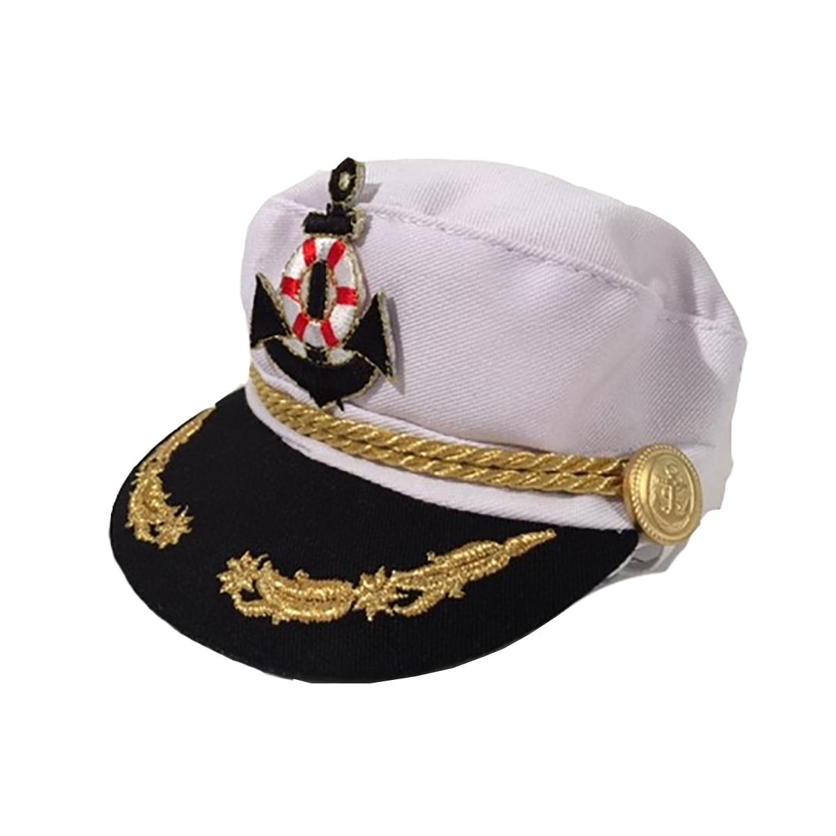 Admiral's Deluxe Dog Cap