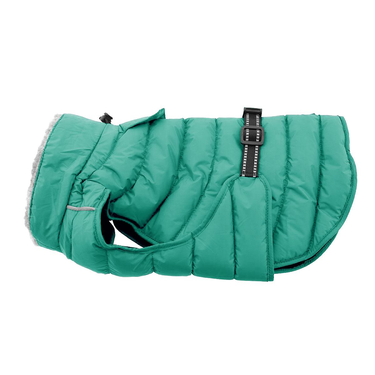 Alpine Extreme Weather Puffer Dog Coat by Doggie Design - Arcadia