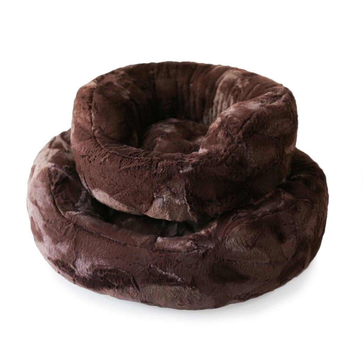 Amour Dog Bed by Hello Doggie - Chocolate