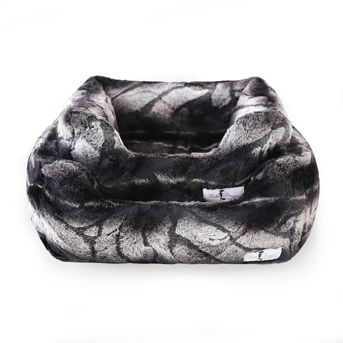 Deluxe Dog Bed by Hello Doggie - Chinchilla