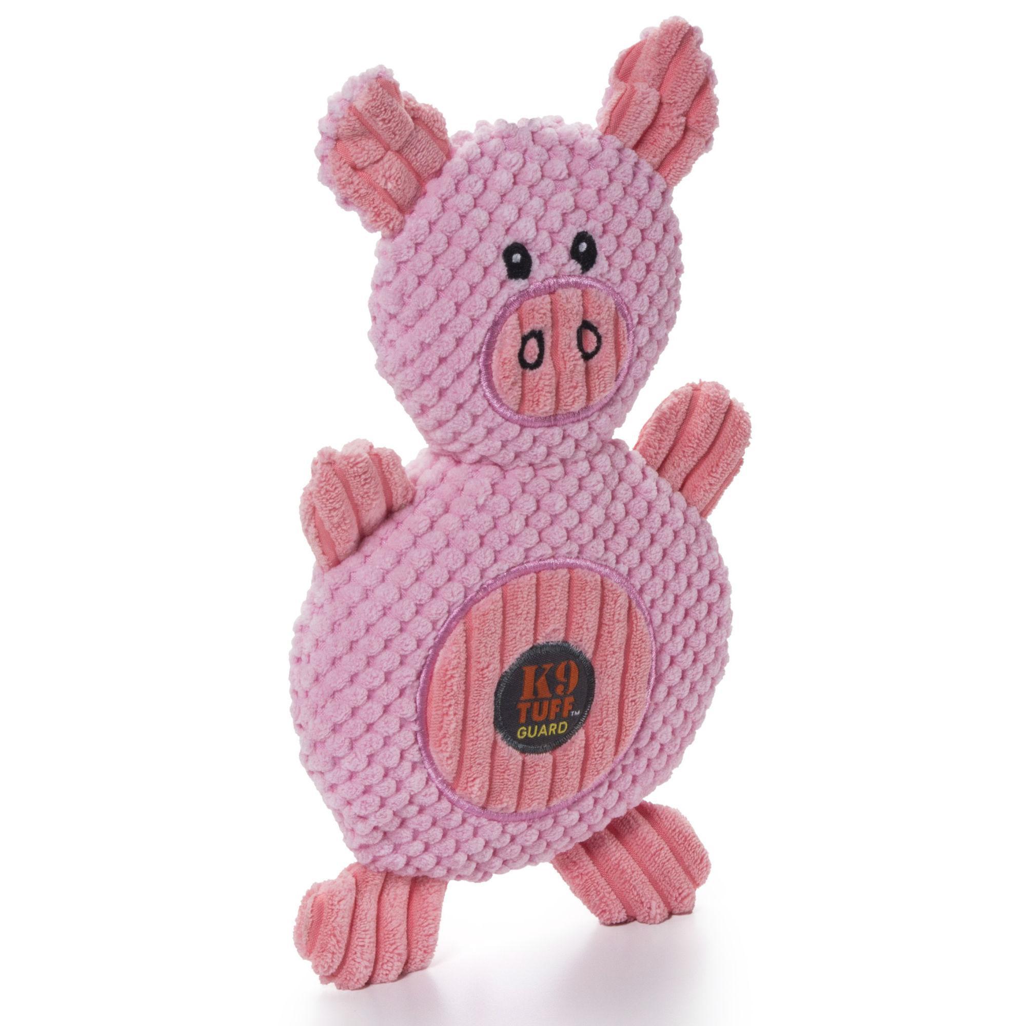 Charming Pet Ani-Mates Dog Toy - Pig