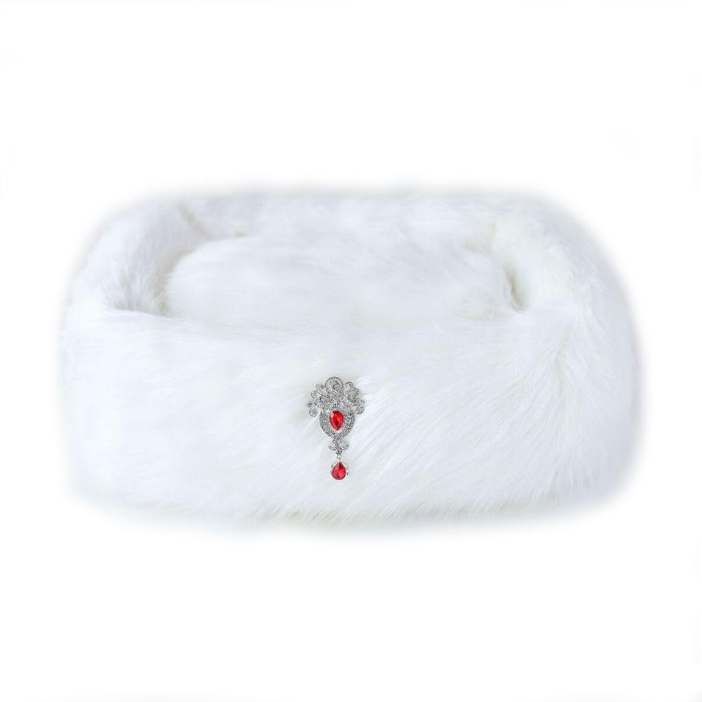 Arctic Dog Bed by Hello Doggie - Ivory