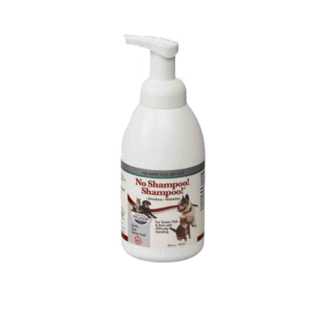 Ark Naturals Gray Muzzle No Shampoo! Shampoo! Dry Pet Shampoo