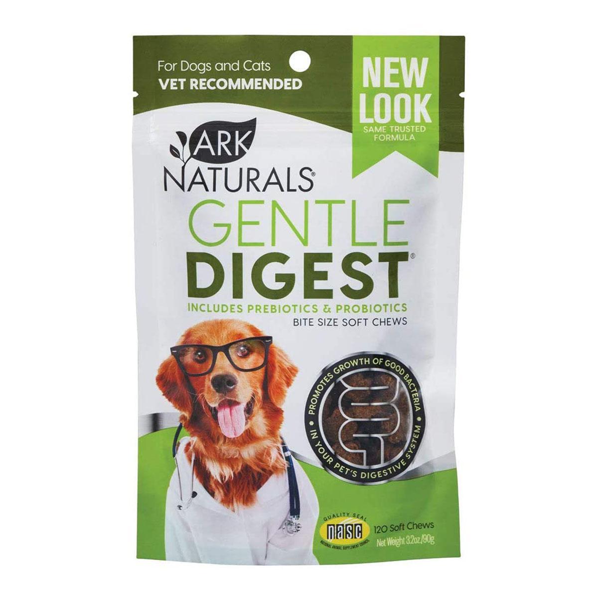 Ark Naturals Gentle Digest Dog Chew