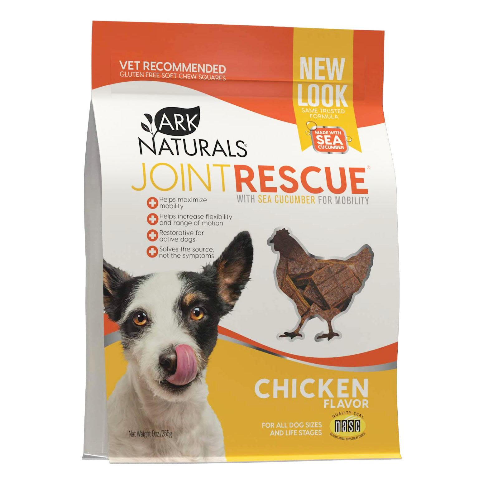 Ark Naturals Joint Rescue Soft Chew Dog Treats - Chicken
