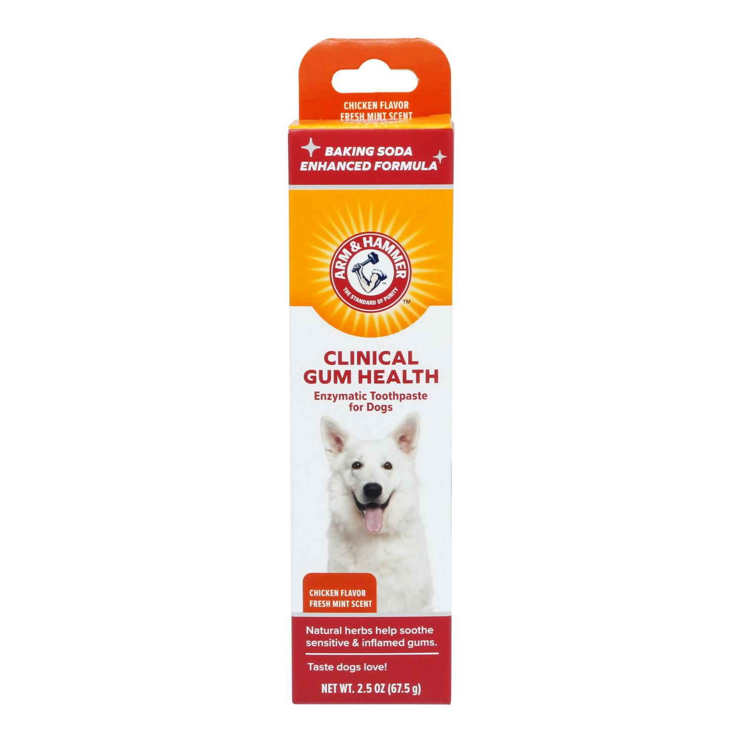 Arm & Hammer Dental Clinical Care Enzymatic Dog Toothpaste - Chicken