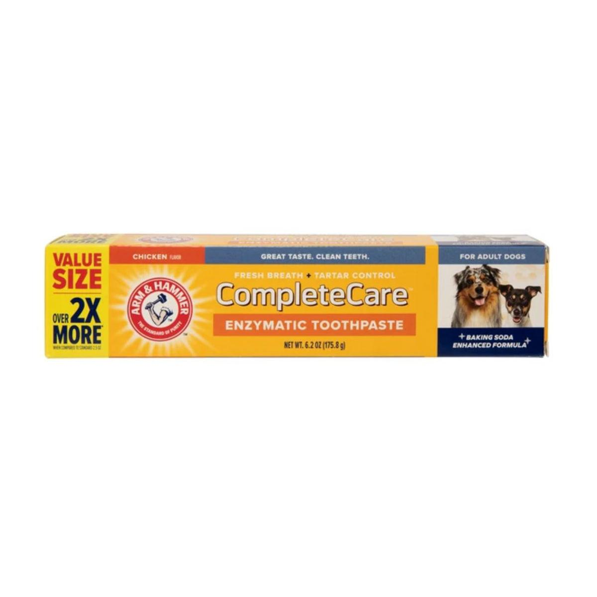 Arm & Hammer Dental Complete Care Dog Toothpaste - Chicken