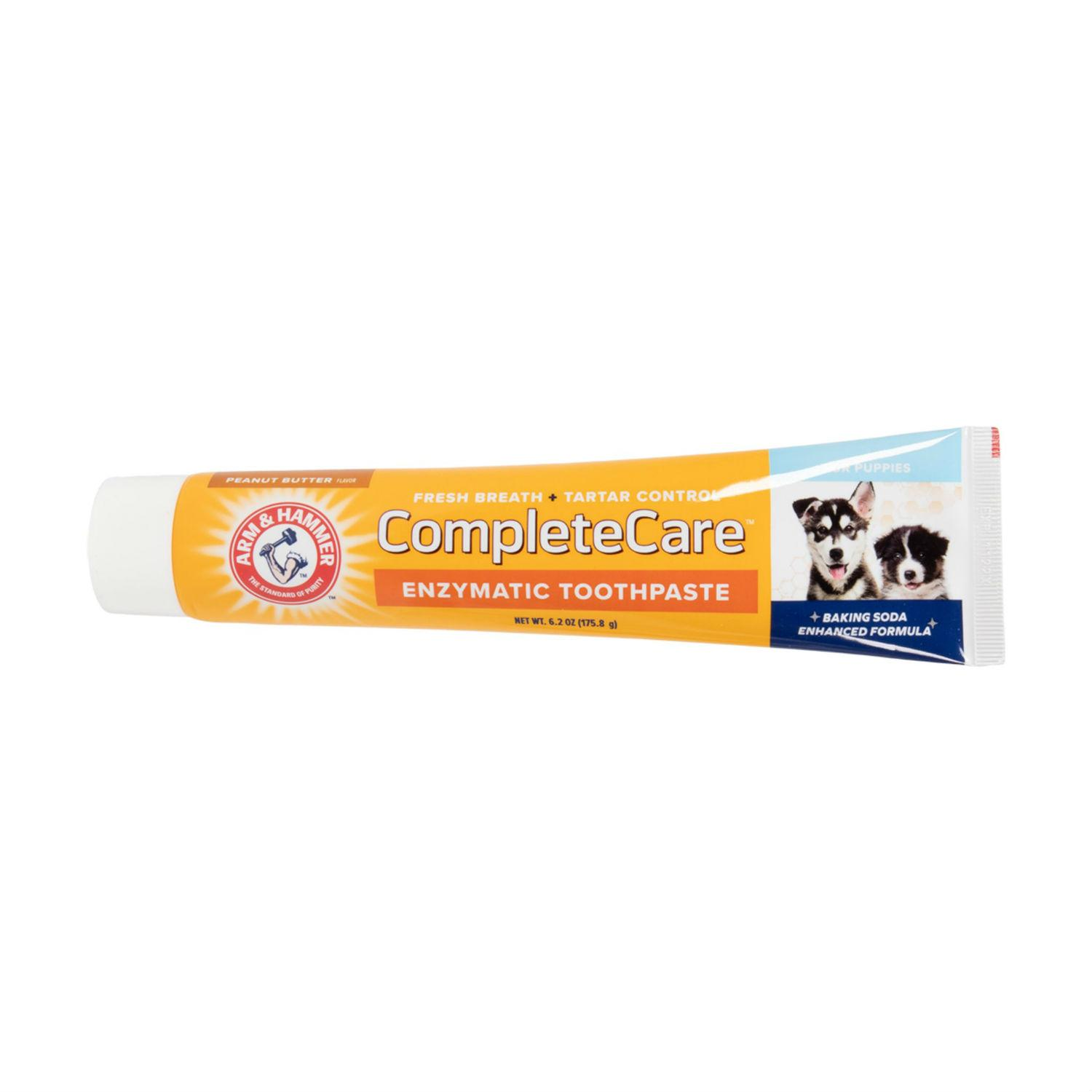 Arm & Hammer Dental Complete Care Puppy Toothpaste - Peanut Butter