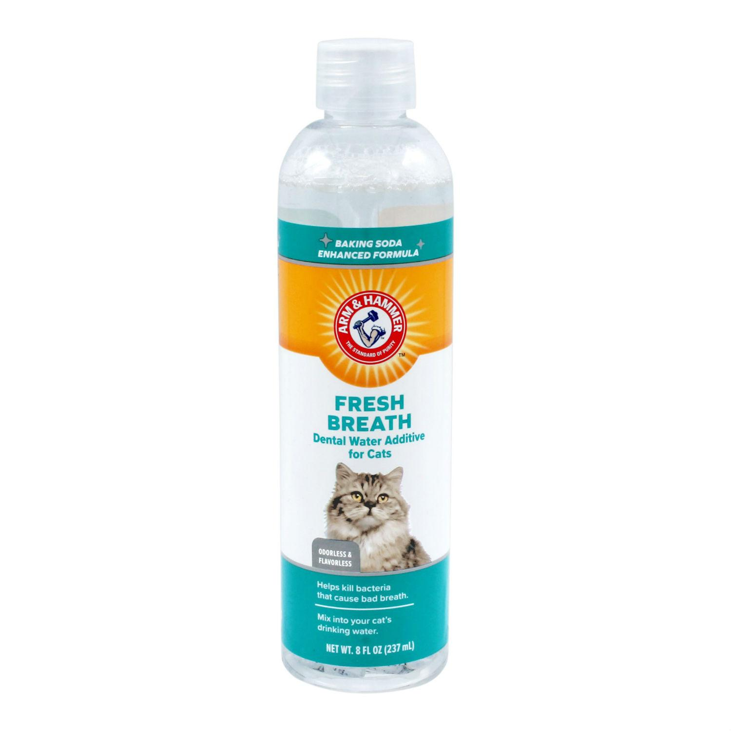 Arm & Hammer Dental Fresh Breath Water Additive For Cats - Mint Flavor