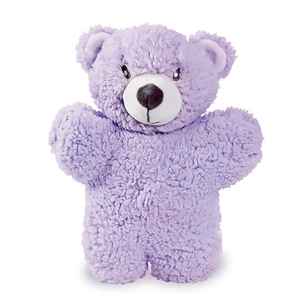 Aromadog Fleece Bear Dog Toy - Purple