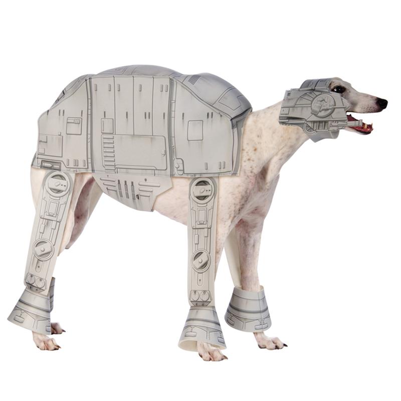 Star Wars At-At Dog Halloween Costume