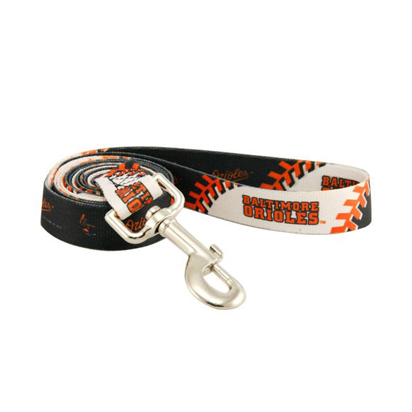 Baltimore Orioles Baseball Printed Dog Leash