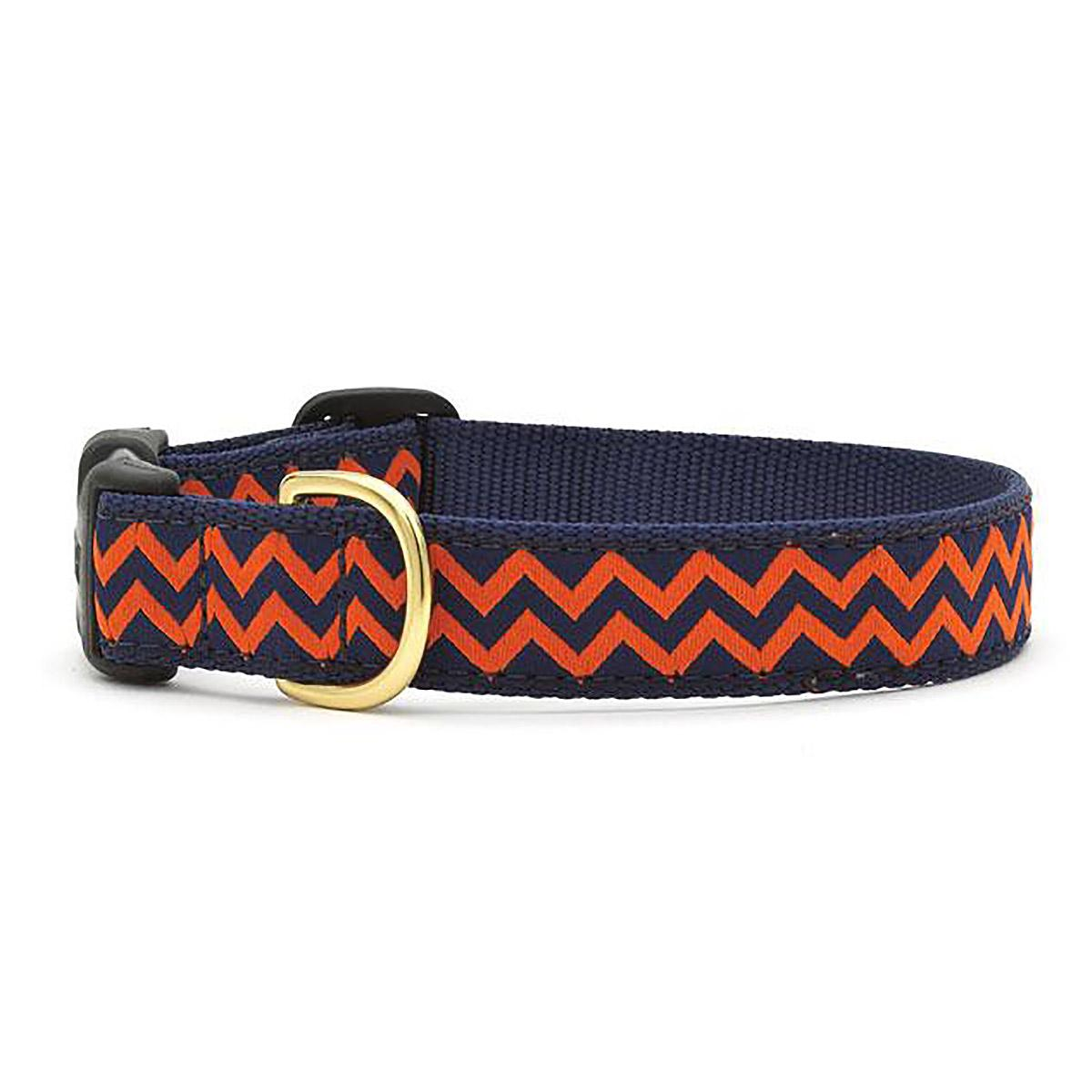 Chevron Dog Collar by Up Country