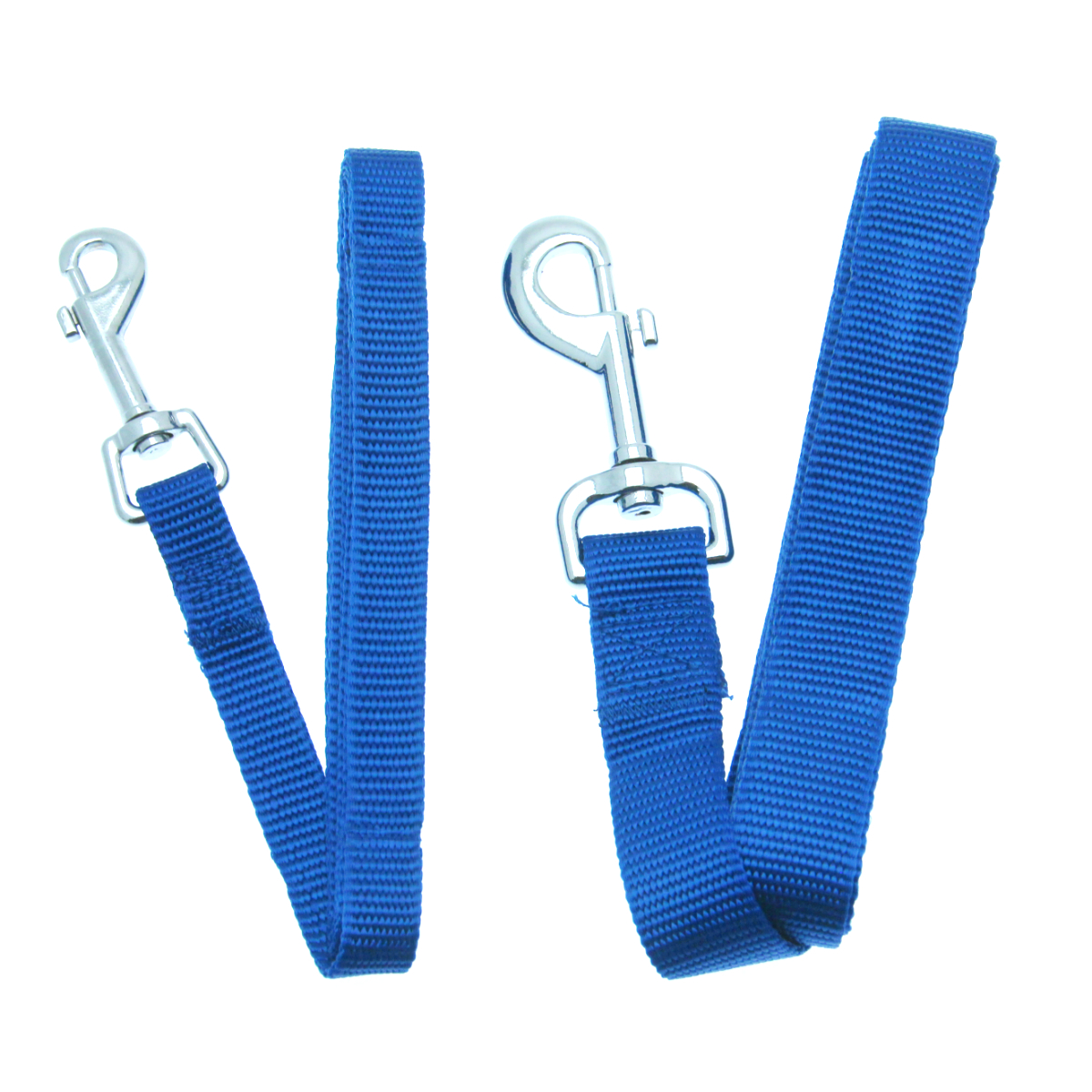 Barking Basics Dog Leash - Blue